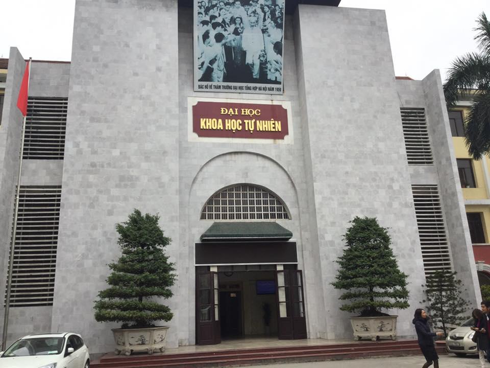 Förderung der Hochschule für Naturwissenschaften (HUS) der Nationalen Universität Hanoi (VNU)