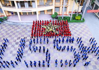 Förderung der Hochschule für Sozial- und Humanwissenschaften (USSH) der Nationalen Universität Hanoi (VNU)