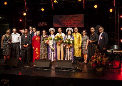 Projekt zur Pflege und Förderung der deutschen und vietnamesischen Volkslieder und des musikalischen Austausches zwischen Deutschland und Vietnam