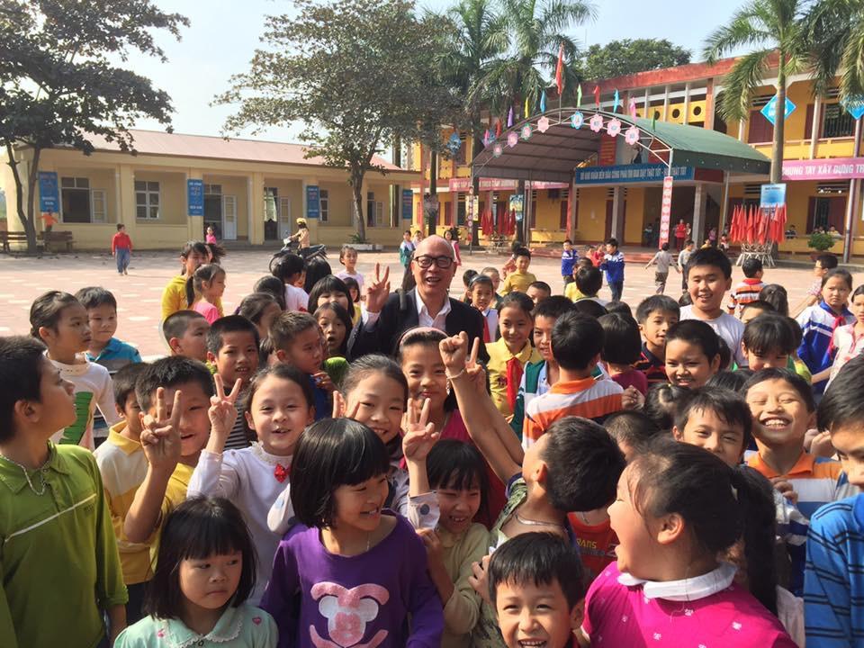 Förderung der Grundschule Trưng Vương (THTV)